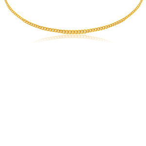 9ct Gold Filled 45cm Graduated Chain
