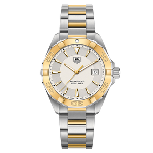 TAG Heuer Aquaracer WAY1151BD0912 Two-Tone Stainless Steel Mens Watch