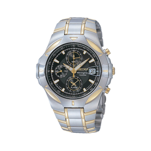 Seiko SNAA02P9 Alarm Mens Chronograph Watch