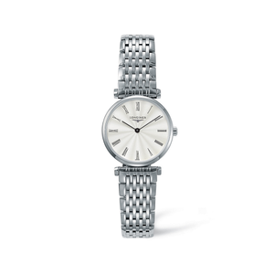 Longines La Grande Classique L42094716 Silver Stainless Steel Womens Watch