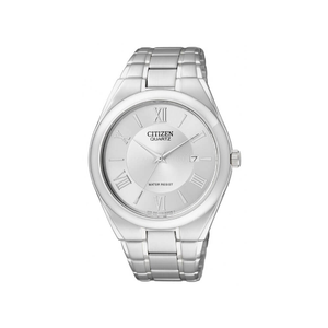 Citizen BI0950-51A Mens Silver Dial Watch