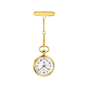 Tissot Pendants T81722212 Gold Womens Pocket Watch