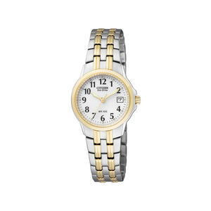 Citizen Eco-Drive EW1544-53A 2 Tone Womens Watch