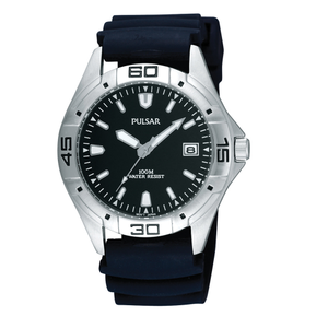 Pulsar PXH939X Mens WR100 Watch