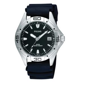 Pulsar PXH939X Mens WR100 Watch