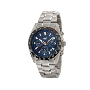 JAG J1473A Nector Stainless Steel Mens Chronograph