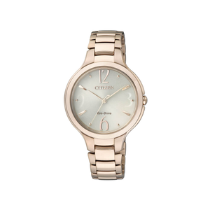 Citizen Eco-Drive EP5992-54P Rose Gold Womens Watch