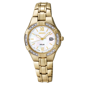 Seiko Solar Ladies Diamond Set SUT070P9