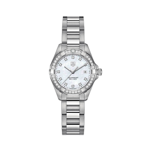 TAG Heuer Aquaracer WAY1414BA0920 Diamond Set Womens Watch