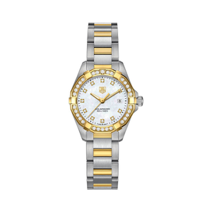 TAG Heuer Aquaracer WAY1453BD0922 Diamond Set Womens Watch