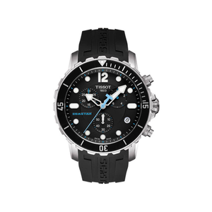 Tissot SeaStar 1000 T0664171705700 Black Rubber Mens Watch