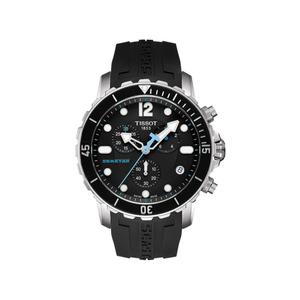 Tissot SeaStar 1000 T0664171705700 Black Rubber Mens Watch