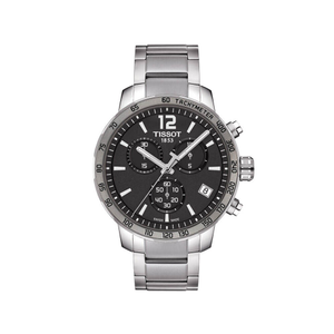Tissot Quickster T0954171106700 Silver Stainless Steel Mens Watch