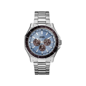 Guess W0479G2 Blue Streak Mens Watch