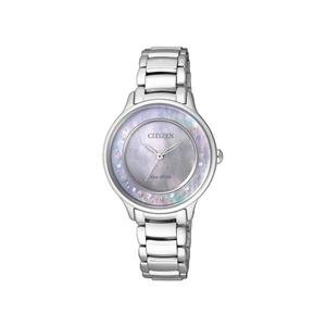 Citizen Eco-Drive EM0380-65D Diamond Set Womens Watch