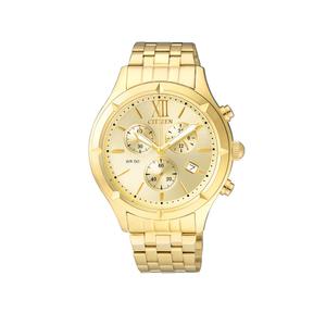 Citizen FA0022-59P Gold Tone Unisex Watch