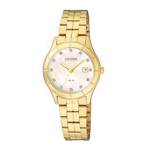 Citizen EU6042-57D Stone Set Womens Watch
