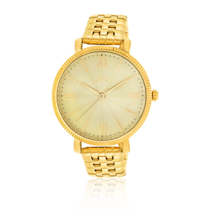 JAG J1886A Alice Gold Tone Womens Watch
