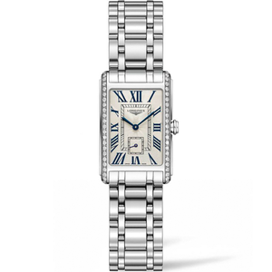 Longines Dolce Vita L52550716 Diamond Set Womens Watch