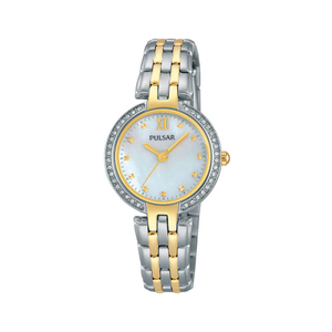Pulsar PH8166X1 Stone Set Womens Watch