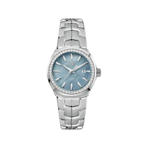 TAG Heuer Link WBC1315BA0600 Diamond Set Womens Watch