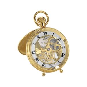 Tissot T86470123 Skeleton Pocket Watch