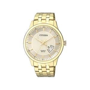 Citizen BI1052-85P Gold Tone Mens Watch
