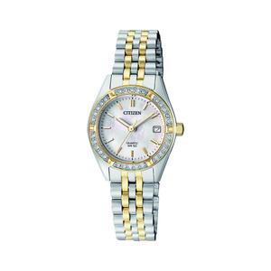 Citizen EU6064-54D Crystal Set Womens Watch