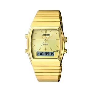 Citizen JM0542-56P Retro Gold Tone Mens Watch