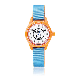 Q&Q SmileSolar RP01J005Y Mini Unisex Watch