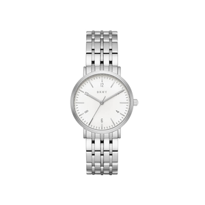 DKNY NY2502 Minetta Silver Tone Womens Watch
