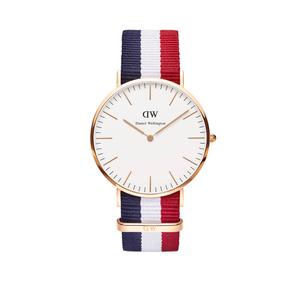 Daniel Wellington 0103DW Classic Cambridge Unisex Watch