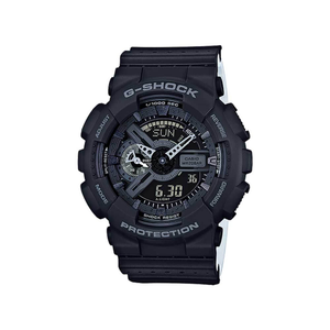 Casio G-Shock GA110LP-1A Black Gents Watch