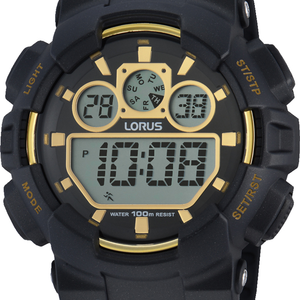 Lorus R2332JX-9 Digital Mens Watch