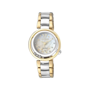 Citizen Eco-Drive EM0326-52D Diamond Set Womens Watch