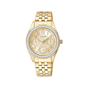 Citizen ED8132-55P Stone Set Womens Watch