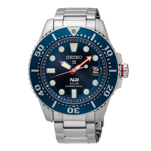 Seiko SNE435P Special Deition PADI Divers Solar Mens Watch