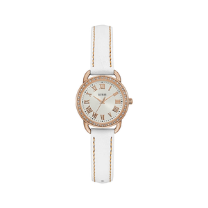 Guess W0959L3 'Fifth Ave' Stone Set Womens Watch