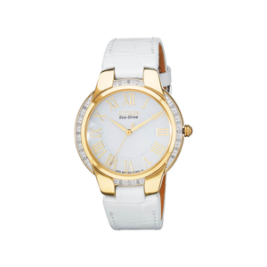Citizen Eco-Drive EM0092-01A Diamond Set Womens Watch