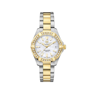 TAG Heuer Aquaracer WBD1321BB0320 Diamond Set Womens Watch