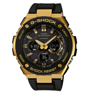 Casio Mens Watch G SHOCK G STEEL TOUCH SOLAR STEEL