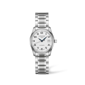 Longines Master Collection L22574786 Automatic Stainless Steel Ladies Watch