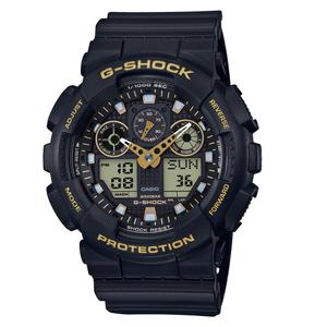 Casio G-Shock GA-100GBX-1A9DR Mens Watch
