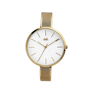 JAG Julia J2014A Gold Plated Womens Watch