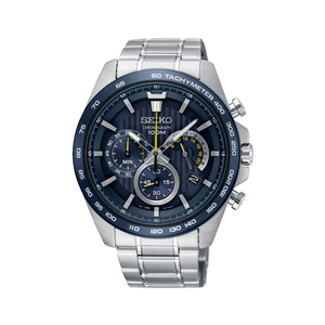 Seiko SSB301P Chronograph Stainless Steel Mens Watch