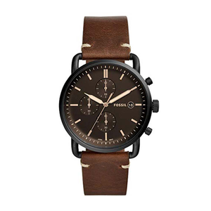 Fossil FS5403 Mens Brown Chronograph Watch