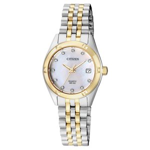 Citizen EU6054-58D Swarovski Crystals Womens Watch