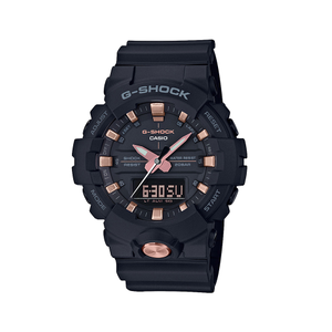 G Shock GA810B-1A4 Gents Black and RoseWatch