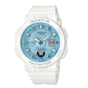 Baby G BGA250-7A Beach Theme Ladies Watch