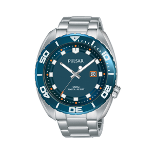 Pulsar PG8281X Stainless Steel Mens Watch